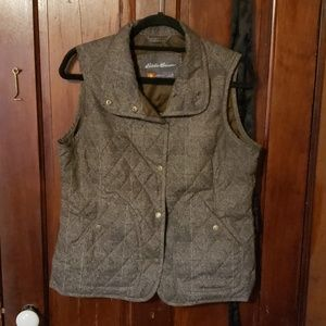 Eddie Bauer synthetic down vest